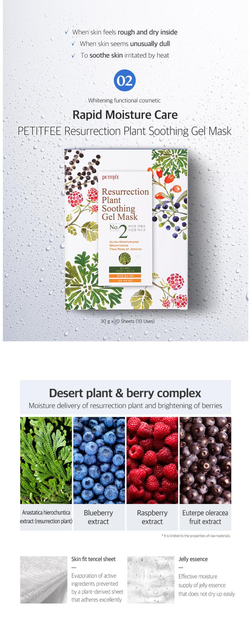 Plant Energy Mask Series Trial Mix (3 pcs)-5