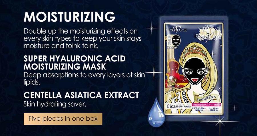 Extreme Whitening Black Mask-7