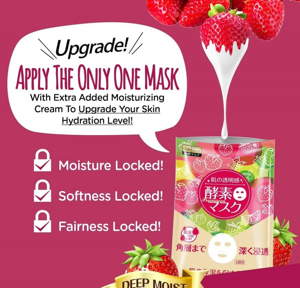 Enzyme Intensive Hydrating Facial Mask-5