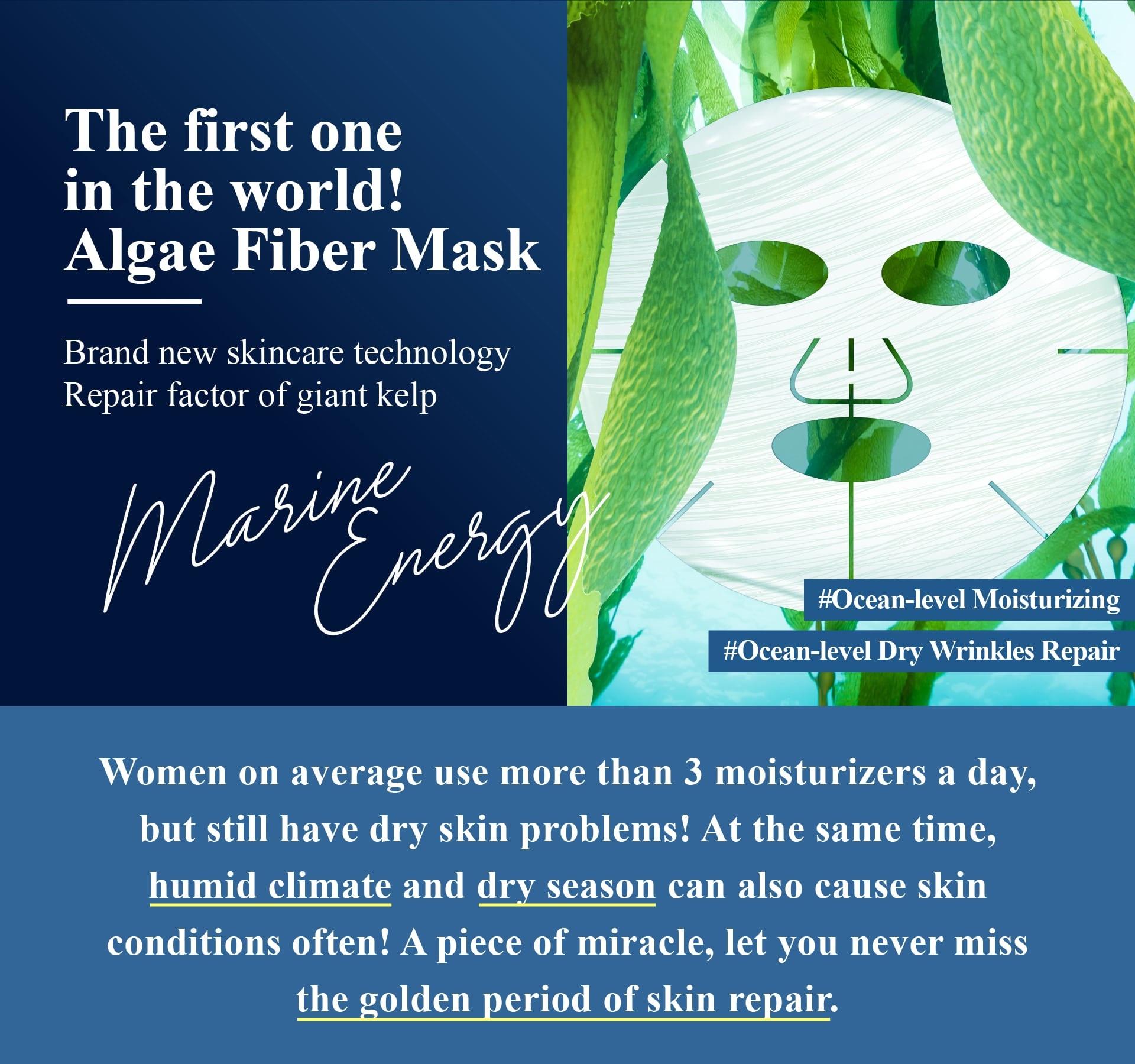 Algae Hydroplus Moisturizing Mask-3
