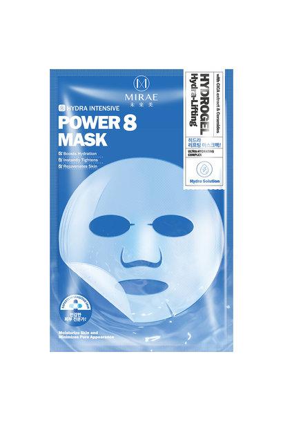 Power 8 Hydra-Lifting Hydrogel Mask
