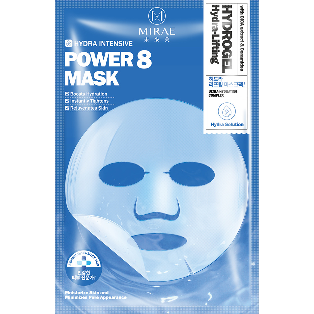 Power 8 Hydra-Lifting Hydrogel Mask-1