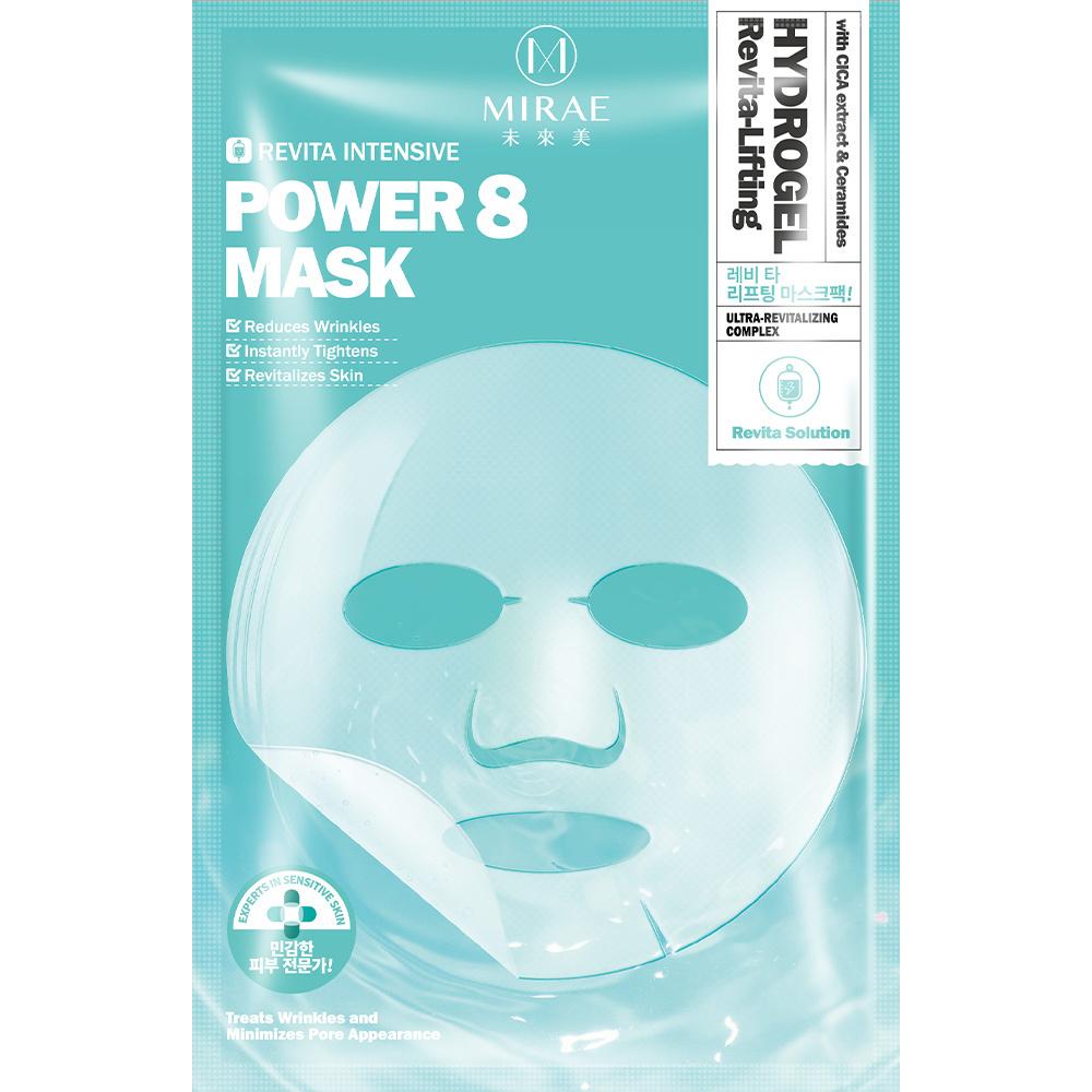 Power 8 Revita-Lifting Hydrogel Mask-1