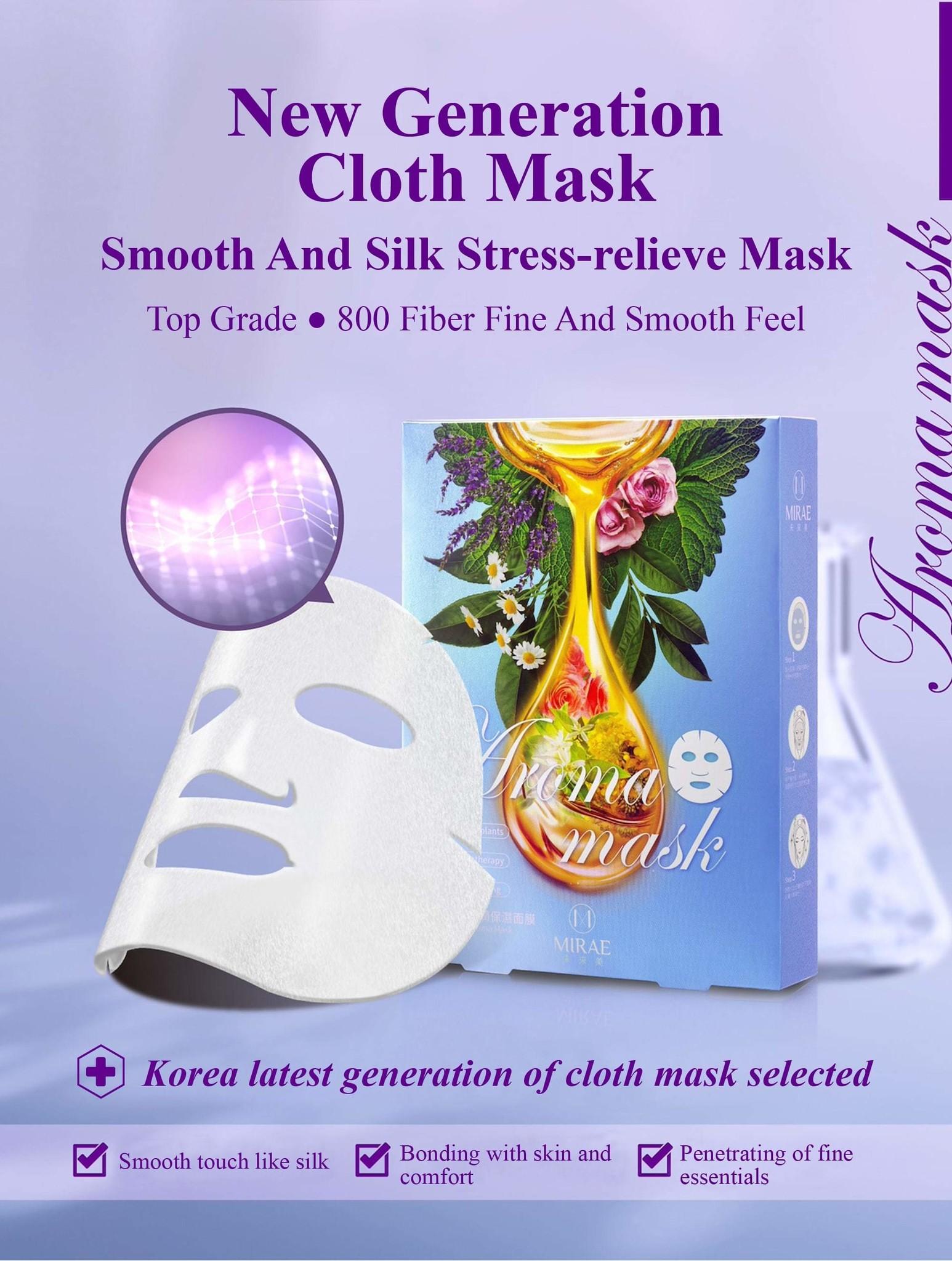 Aromatherapy Moisturizing Mask-6