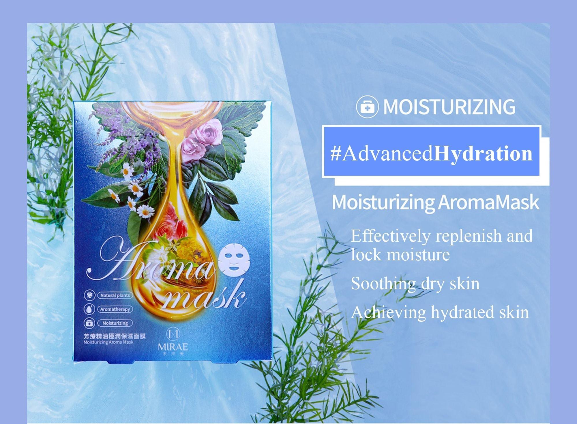 Aromatherapy Moisturizing Mask-8