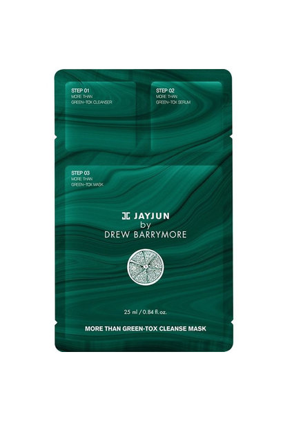 More Than Green-Tox Cleanse Mask by Drew Barrymore