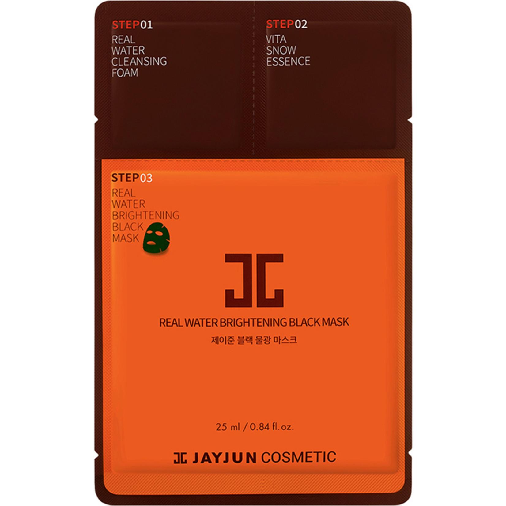 JAYJUN 3-Step Tuchmasken Probierset (7 Stk)