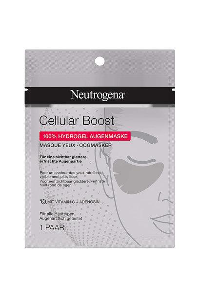 Cellular Boost Hydrogel Augenmaske