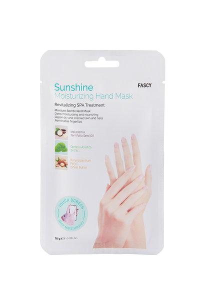 Sunshine Moisturizing Hand Mask