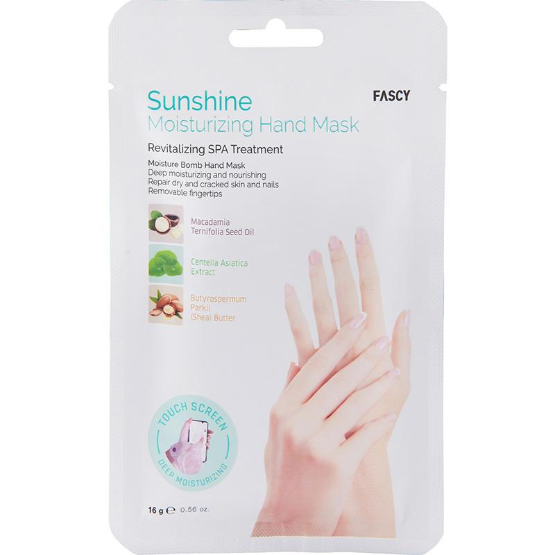 Sunshine Moisturizing Hand Mask-1