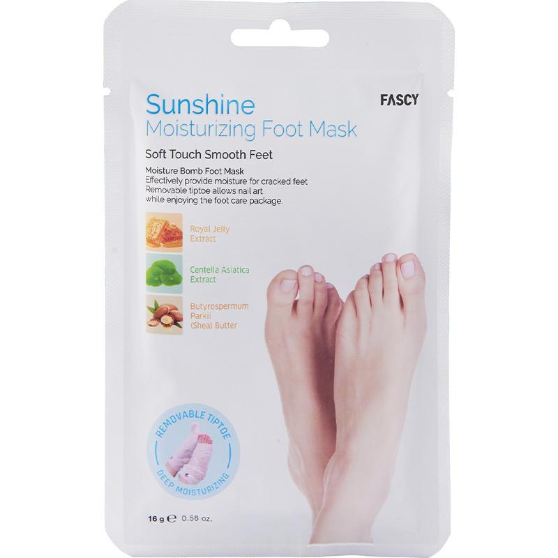 Sunshine Moisturizing Foot Mask-1