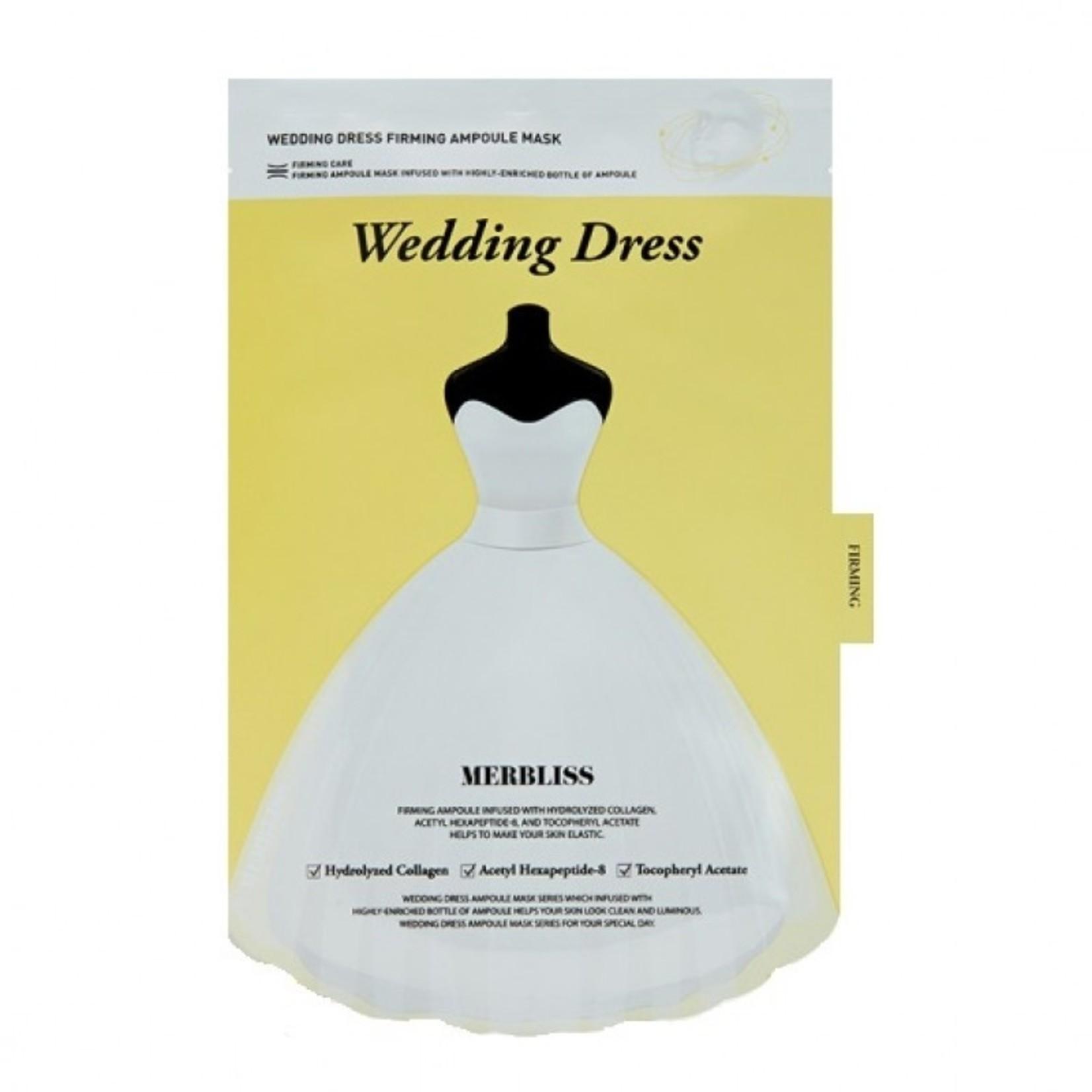 MERBLISS Wedding Dress Mask Probierset (6 Stk)