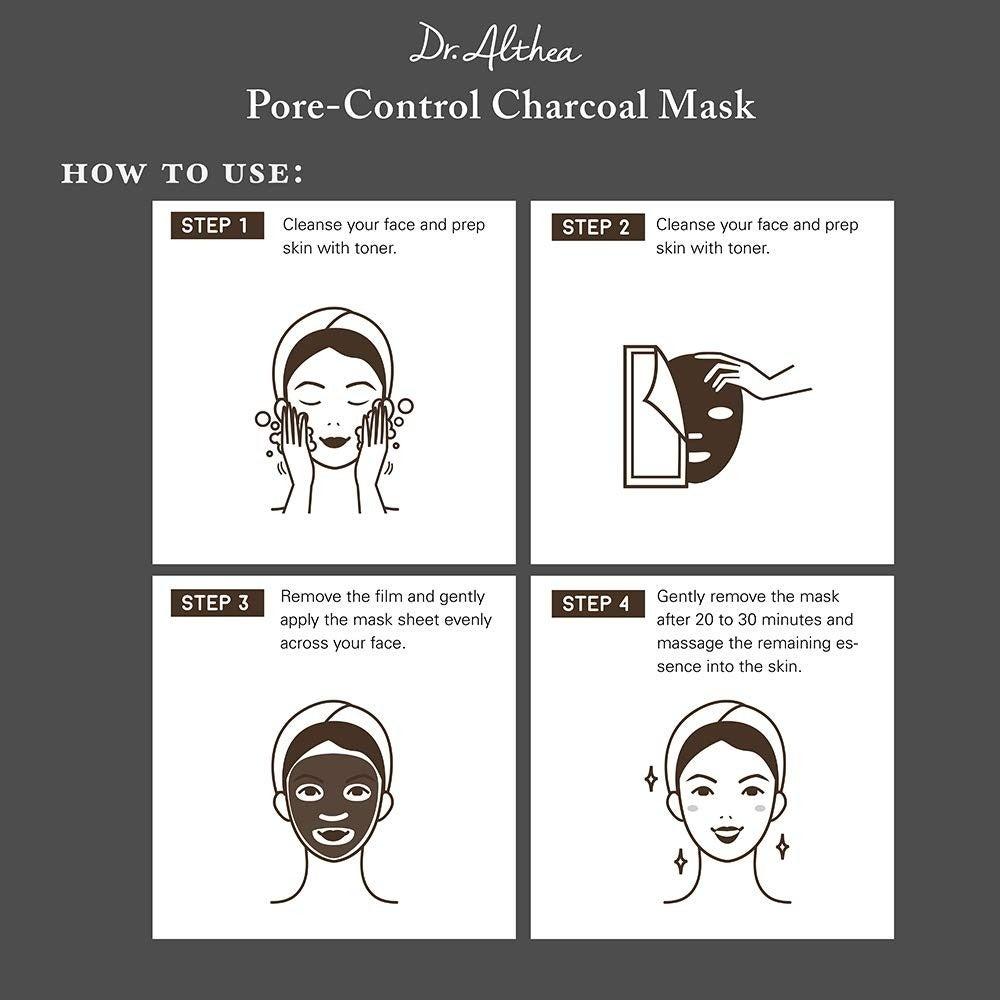 Pore-Control Charcoal Mask-2