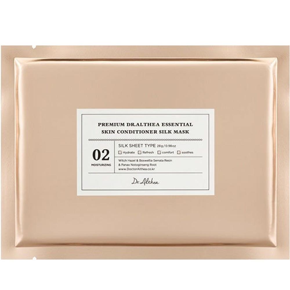 Premium Essential Skin Conditioner Silk Mask-1