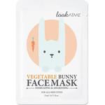 lookATME Vegetable Bunny Face Mask
