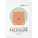 lookATME Sweet Honey Bear Face Mask