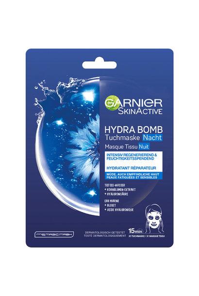 Hydra Bomb Sheet Mask Night