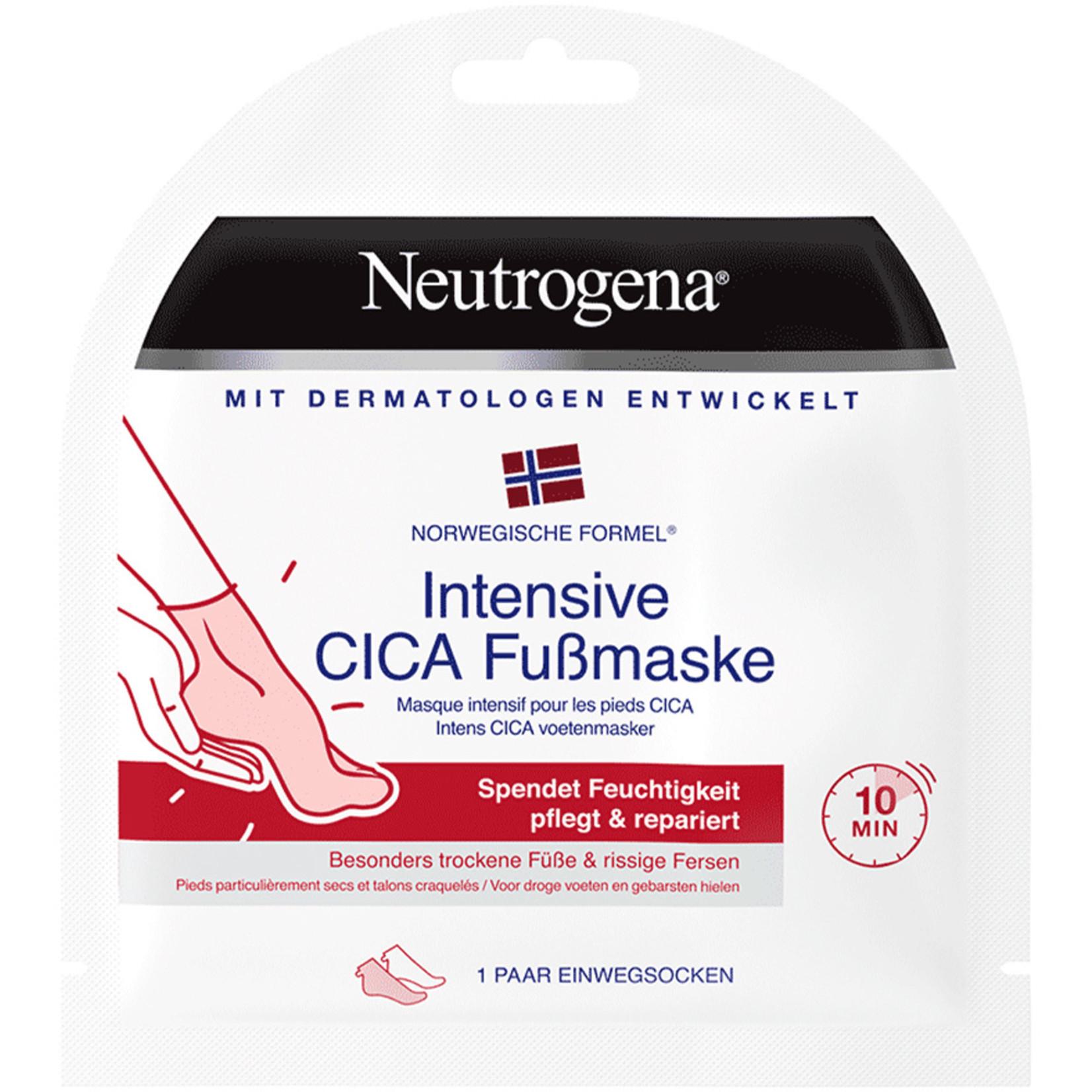 Neutrogena Intensive CICA Foot Mask