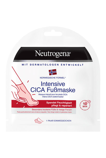 Intensive CICA Foot Mask