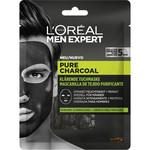 L'Oréal Men Expert Pure Charcoal Tissue Mask