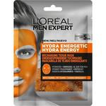 L'Oréal Men Expert Hydra Energetic Taurine Tissue Mask