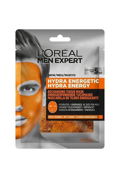 Hydra Energetic Taurine Tissue Mask