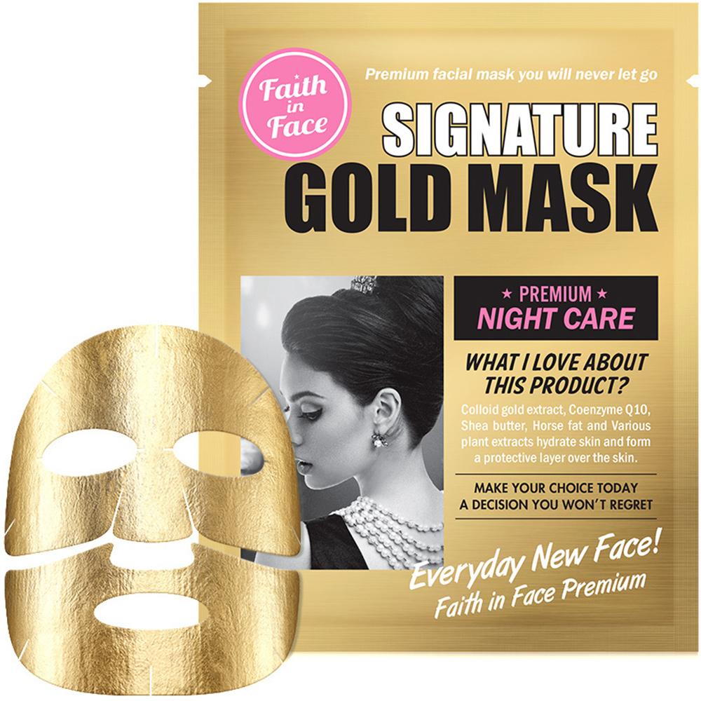 Signature Gold Mask-1