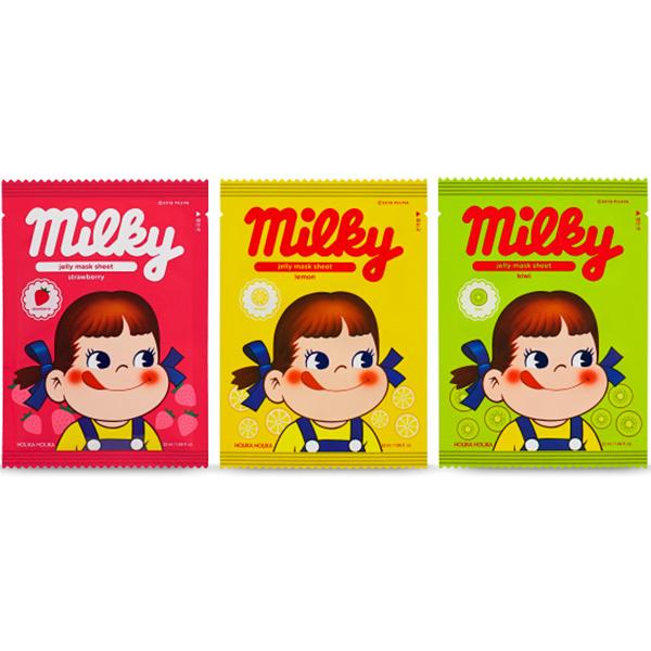 Jelly Mask Sheet (Sweet Peko) Trial Mix (3 pcs)-1