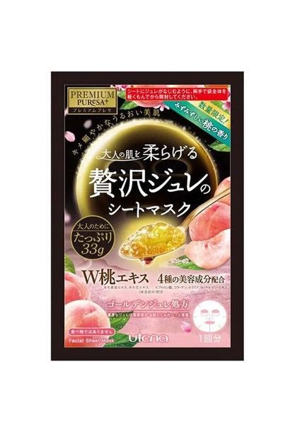 Premium Puresa Golden Jelly Mask Peach
