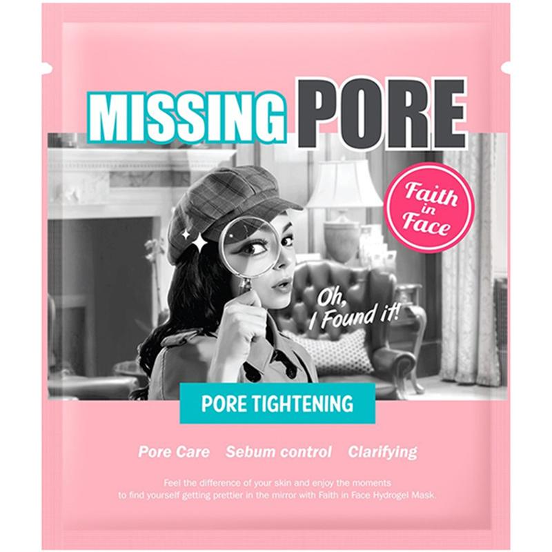 Missing Pore Hydrogel Mask-1