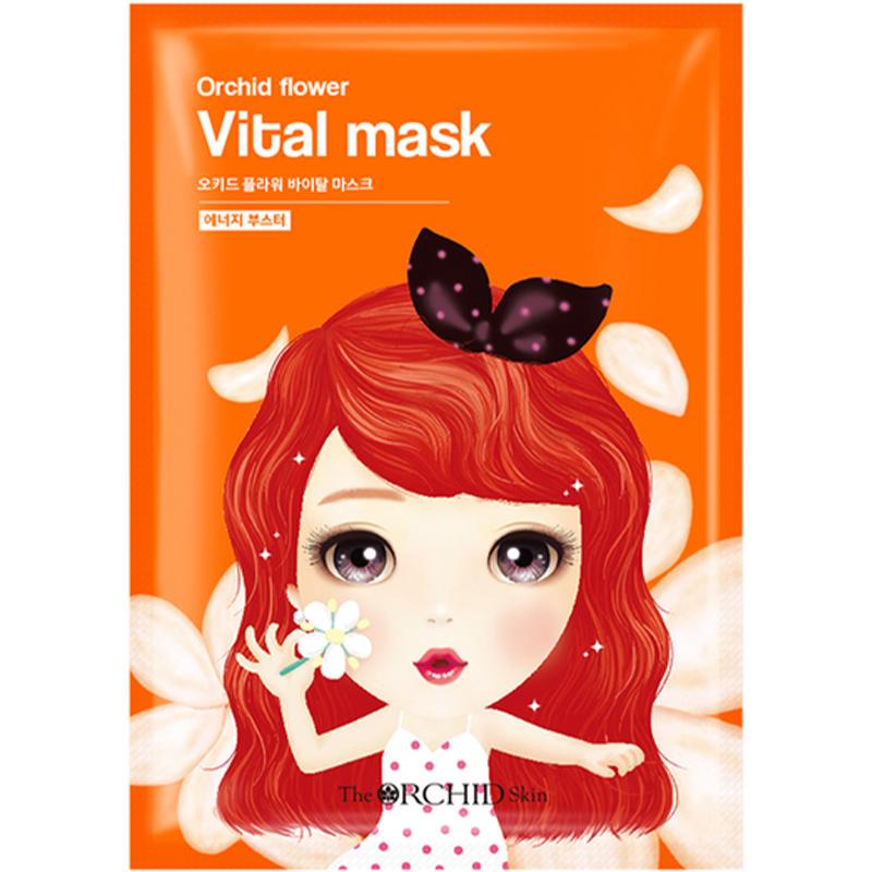 Orchid Flower Vital Mask-1