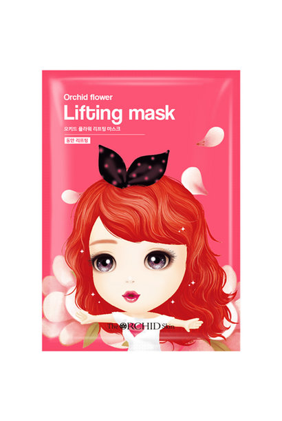 Orchid Flower Lifting Mask