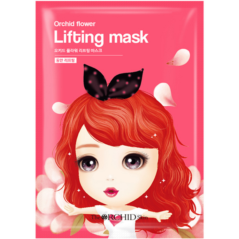 Orchid Flower Lifting Mask-1