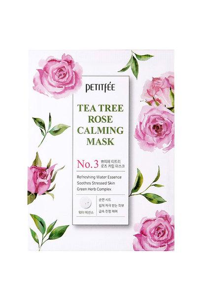 Tee Tree Rose Calming Mask