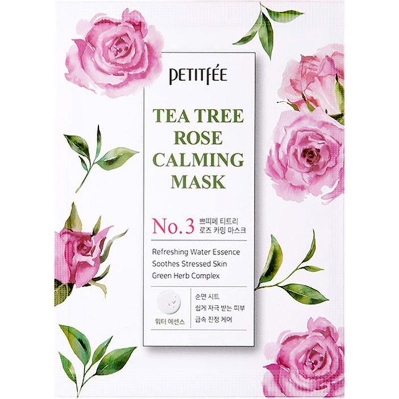 Tee Tree Rose Calming Mask-1