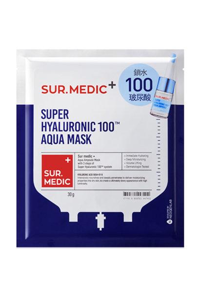Surmedic Super Hyaluronic 100 Aqua Mask