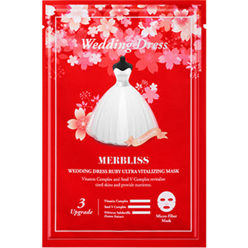 Wedding Dress Ruby Ultra Vitalizing Micro-Fiber Mask-1