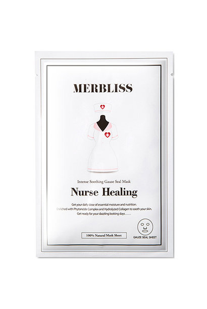 Nurse Healing Intense Soothing Gauze Seal Mask