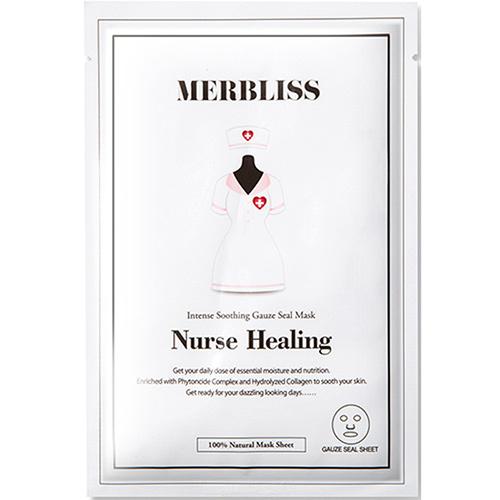 Nurse Healing Intense Soothing Gauze Seal Mask-1
