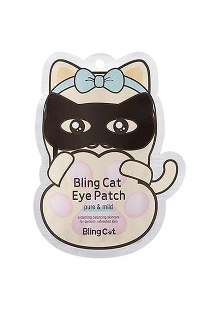 Bling Cat Eye Patch