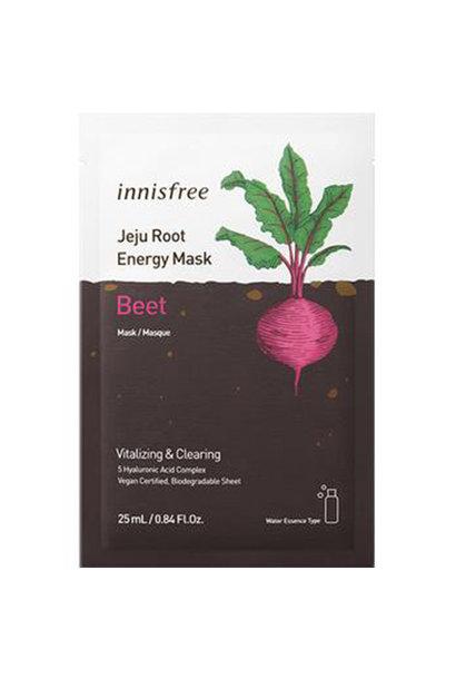 Jeju Root Energy Sheet Mask [Beet]