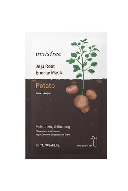 Jeju Root Energy Sheet Mask [Potato]