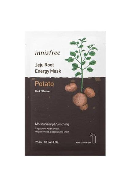Jeju Root Energy Tuchmaske [Kartoffel]