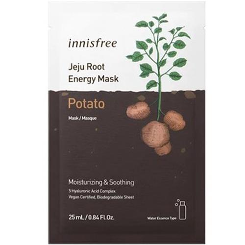 Jeju Root Energy Sheet Mask [Potato]-1