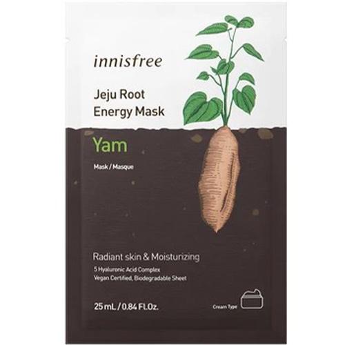 Jeju Root Energy Sheet Mask [Yam]-1