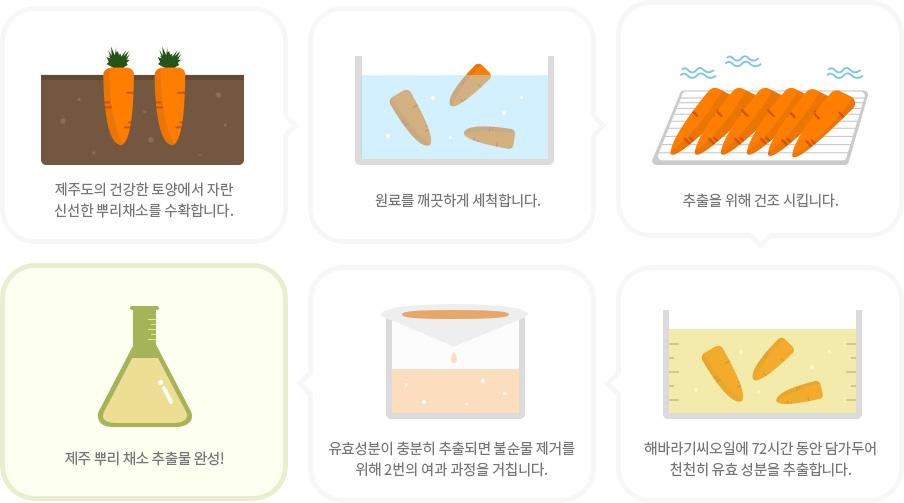 Jeju Root Energy Tuchmaske Set (8 Stk)-4