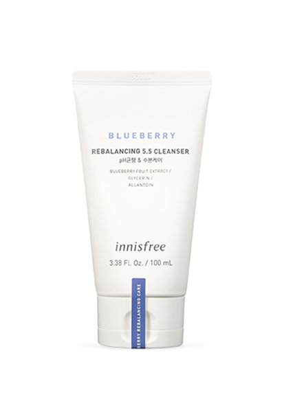 Blueberry Rebalancing 5.5 Cleanser