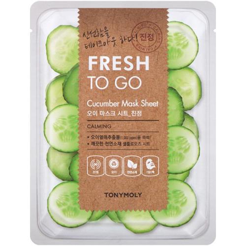 Fresh To Go Cucumber Mask Sheet-1