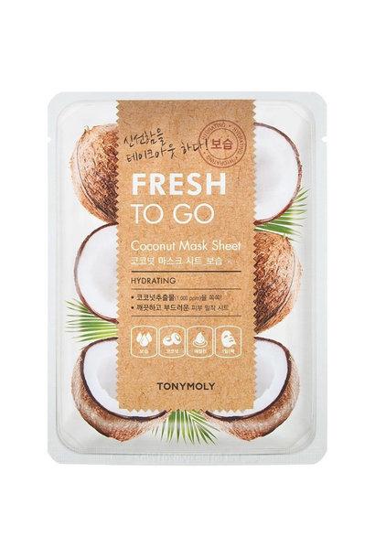 Fresh To Go Coconut Mask Sheet