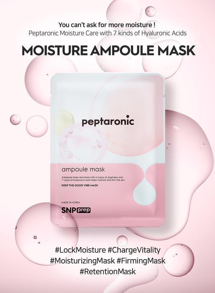 Prep Peptaronic Ampoule Mask-5